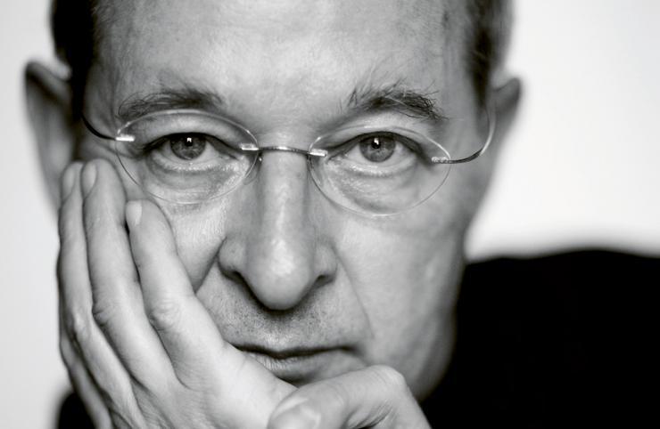 Péter Nádas © Barna Burger