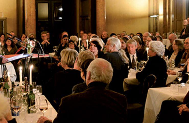 Verleihung des Mara-Cassens-Preises 2014 © Gunter Glücklich