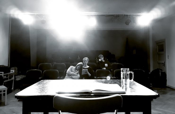 Schauspielstudio Frese © Kristina Nadj