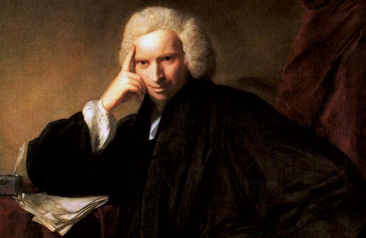 Laurence Sterne Gemälde