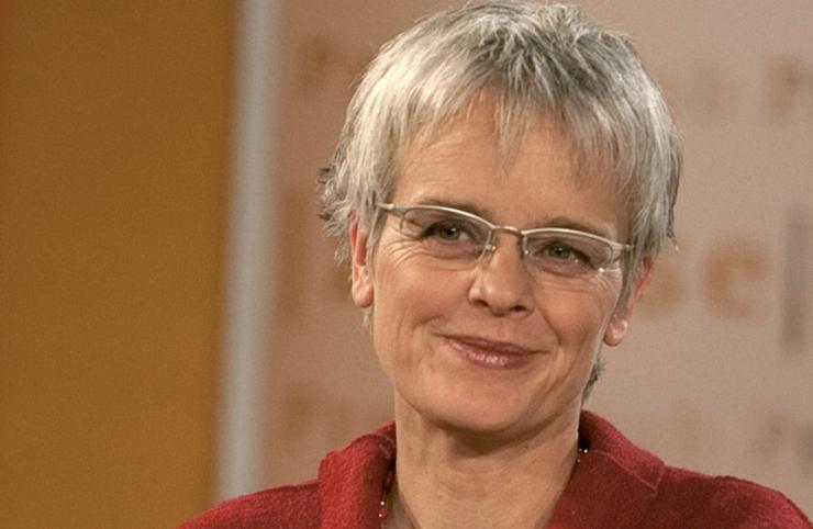 Ulrike Herrmann © Herby Sachs (WDR)