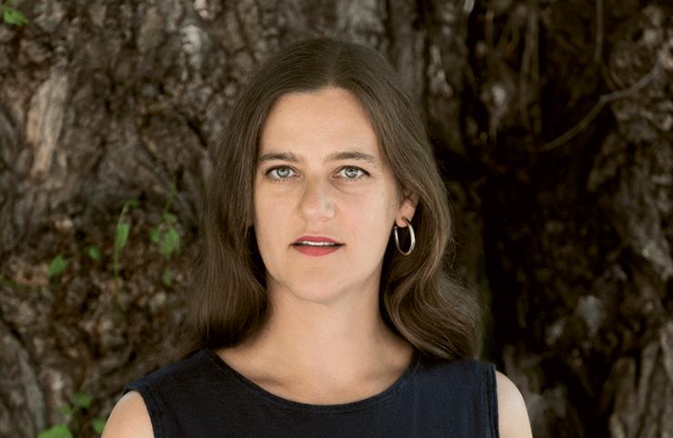 Catherine Newmark © Johanna Ruebel