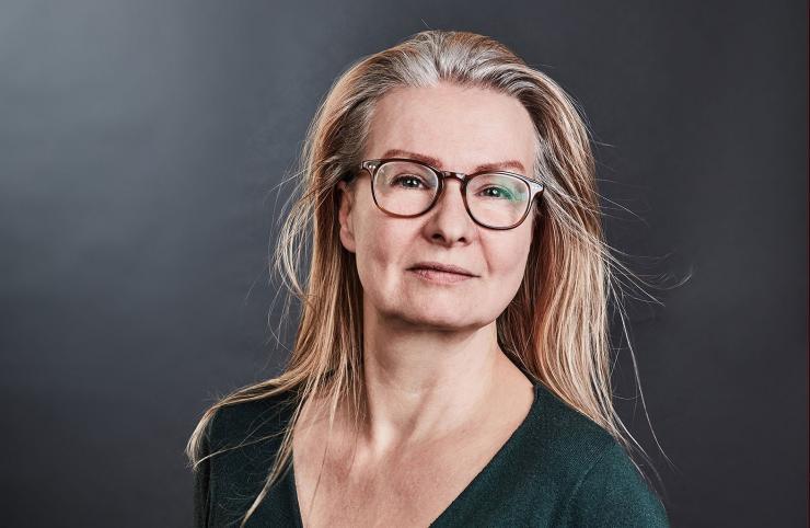 Anne Jaspersen © Nils Jaspersen