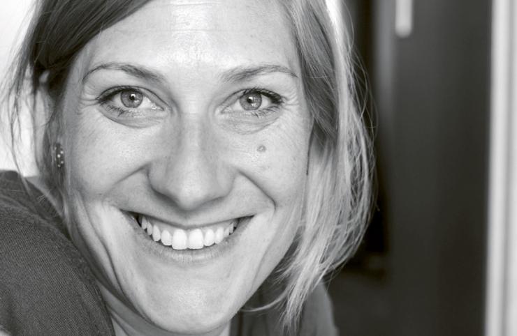Stefanie Höfler © Christina Neidenbach / Beltz & Gelberg