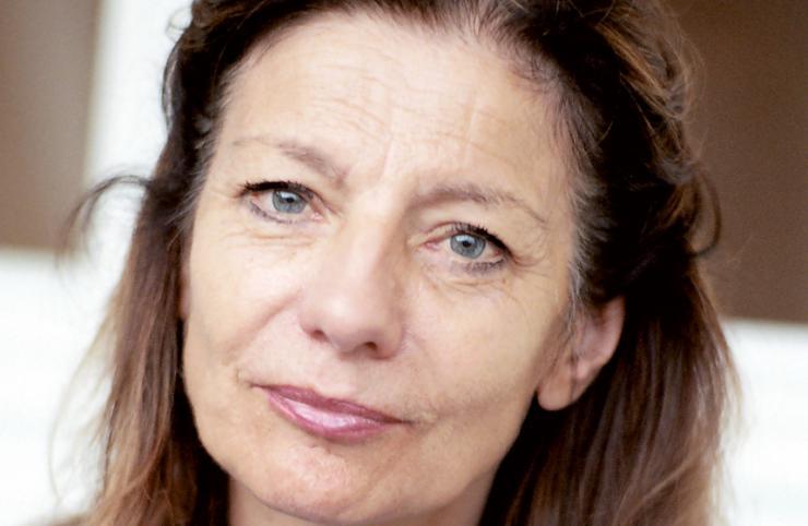 Ursula Krechel © Heike Bogenberger