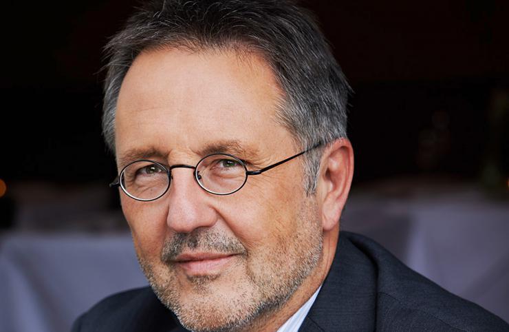 Rainer Moritz © Gunter Glücklich