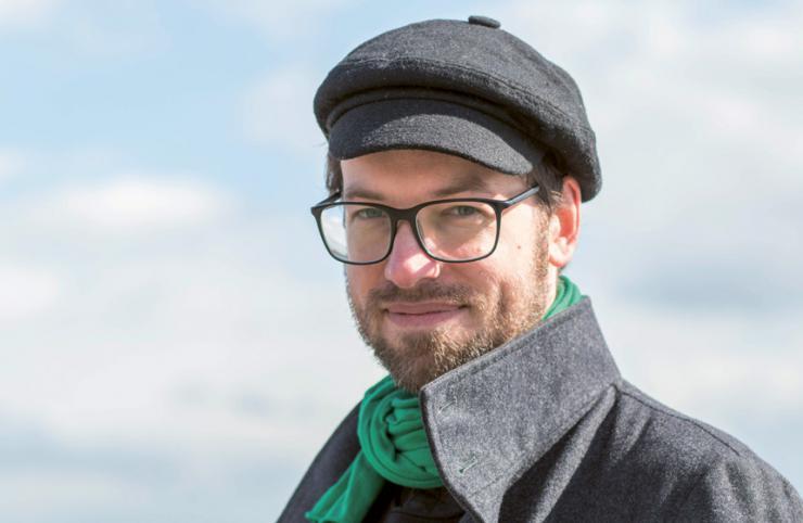 Jonis Hartmann © Nico Scgaliarini